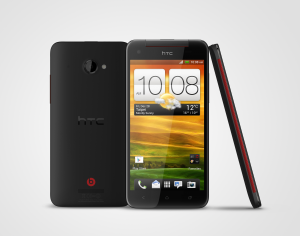 HTC Butterfly black