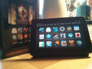 Amazon Kindle Fire HDX 7 Zoll